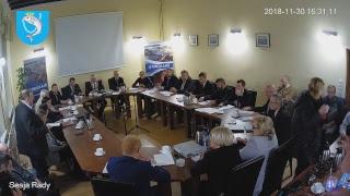 II. Sesja Rady Miejskiej