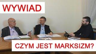 Czym jest marksizm? - prof. Jacek Hołówka i dr Bogdan Dziobkowski #1