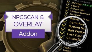 NPCScan & Overlay | Rar Gegner nicht mehr verpassen! - Addon Tipp [WoW]
