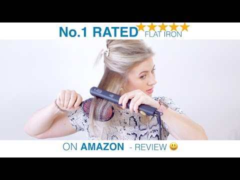 No 1 Rated Flat Iron On Amazon: WHY?!