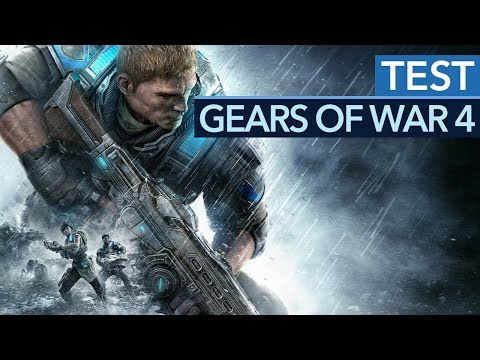 Gears of War 4 - Test / Review: Der perfekte Generationswechsel