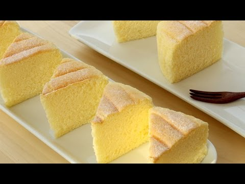 How to Make Super Soft and Moist Chinese Bakery & Japanese Cotton Cake | Sponge Cake Recipe