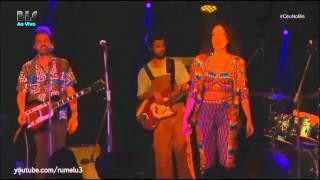 Céu - `Kinky Reggae` Catch A Fire (Bob Marley & The Wailers) no Miranda (RJ) 01/03/2014