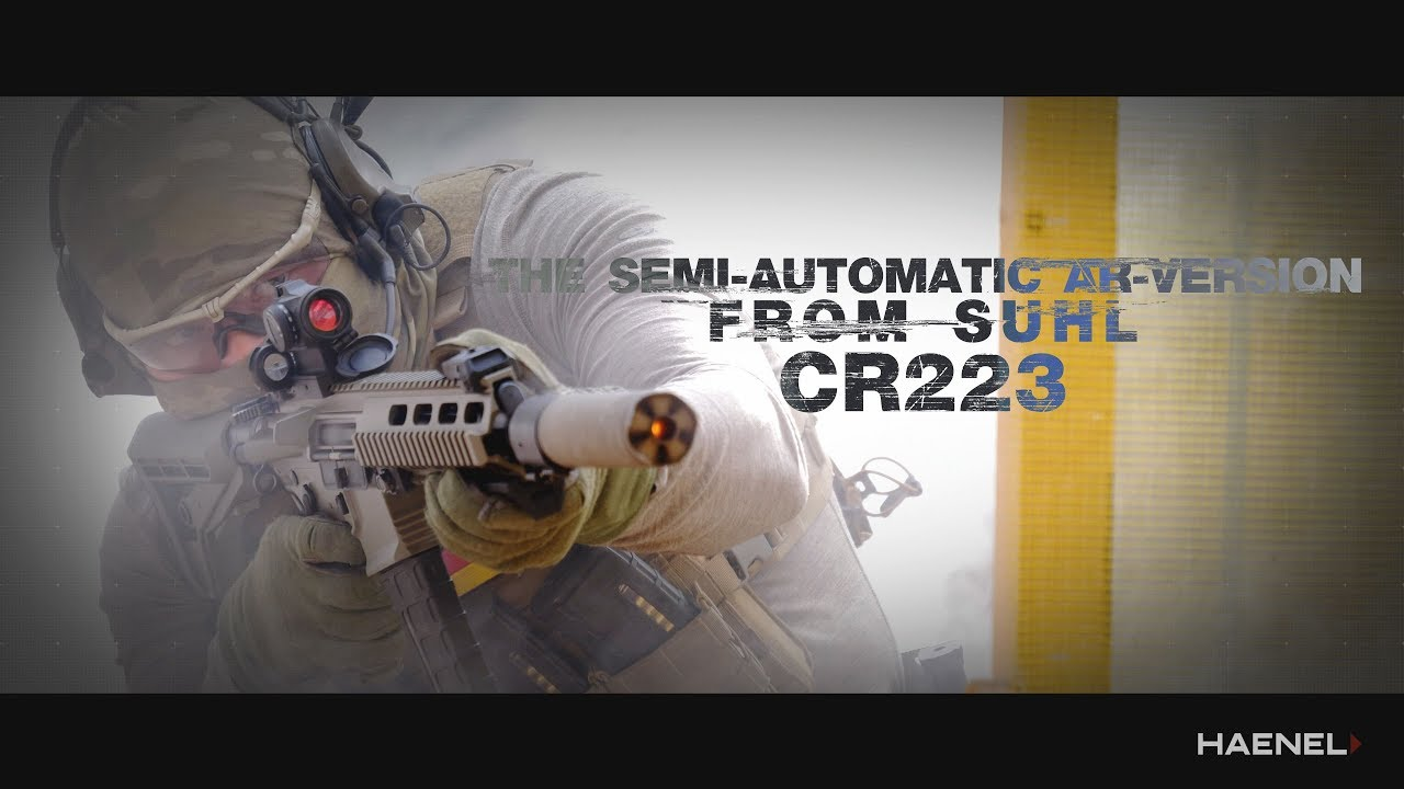 Download HAENEL CR223 - The impact of precision
