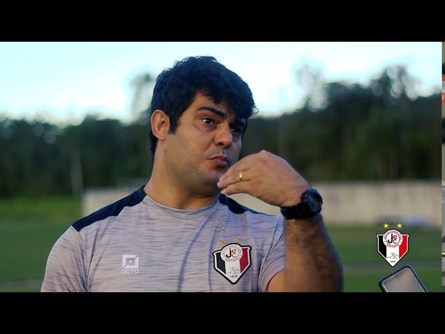 Flávio Castelão é o novo fisioterapeuta do JEC