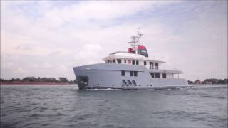 Explorer Yacht Carolin IV - A Pleasure Tug