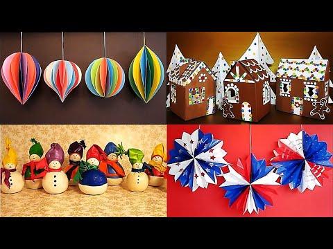 diy-christmas-craft-ideas- -fun-&-easy-to-do-holiday-crafts
