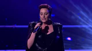 Nic Jeffries vs Nina Ferro All I Ask | The Voice Australia 2016