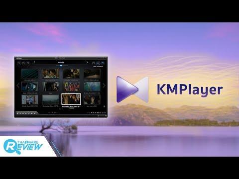 สอนวิธีใช้ โปรแกรม KMPlayer โปรแกรมดูหนังฟังเพลง จากเกาหลี แบบง่ายๆ