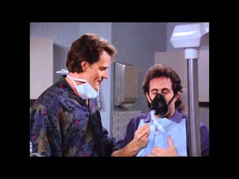 Seinfeld - Jerry at the dentist