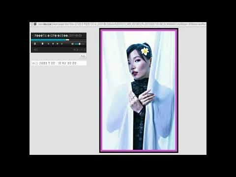 Dami Im sang her new song, Dreamer, on KBS Radio, South Korea