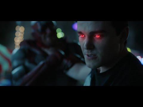 Superboy Vs Titans Fight (Titans S2x13)