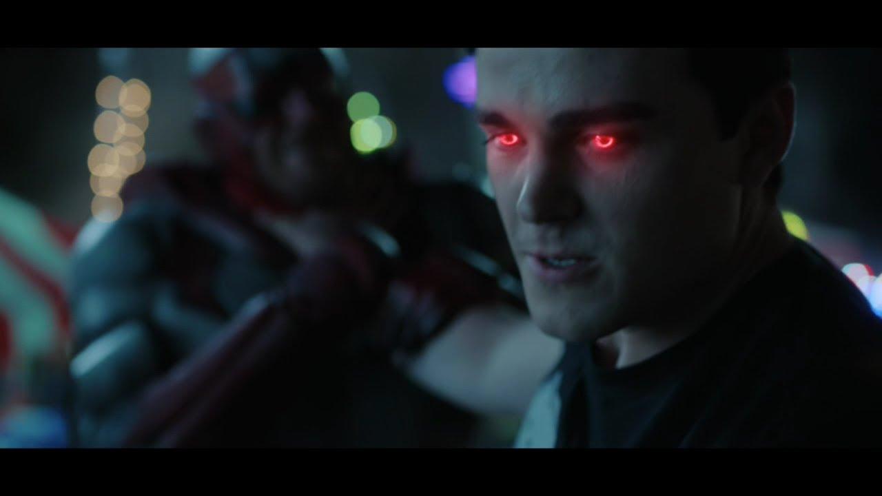 Download Superboy vs Titans fight (Titans S2x13)