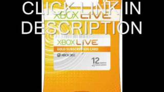 Free Unlimited Xbox Live 12 Month Codes & Microsoft Points!