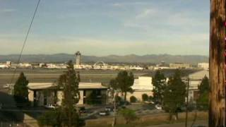 Los Angeles International Airport LAX View - Airport Movement - 010210  - Aviation