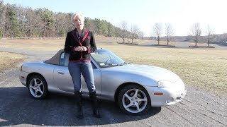 Modern Collectible Exposed: The 2001 Mazda Miata Review