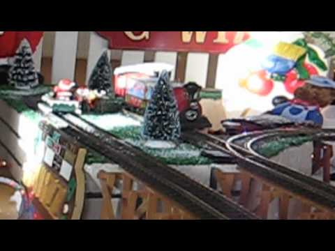 G WIZZ ITS CHRISTMAS AGAIN  MODEL RAILWAY EXHIBITION  SATURDAY 10 TH DECEMBER 2011.wmv