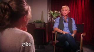Ellen Gets Serious with Taylor Swift<