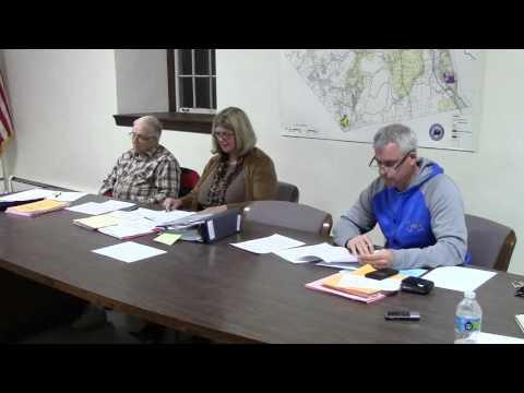 Board of Selectmen Meeting, March 2, 2016