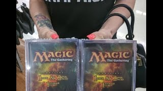 $100 MTG Deck found in $19 Walmart Cube
