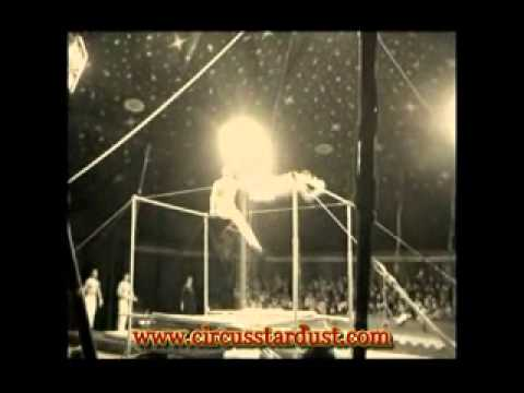 Circus Stardust Agency Presents: High Bars Act, Trampoline and Aerial Rope (Artist 00757)