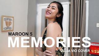 MAROON 5 - MEMORIES ( JULIA VIO COVER )