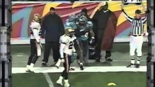 XFL Week 2: Las Vegas Outlaws vs Memphis Maniax