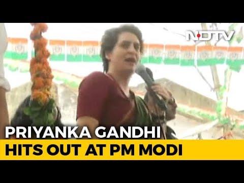 Biggest Actor Is PM, Should Have Voted Amitabh Bachchan: Priyanka Gandhi