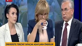 """MEF Üniversitesi TV NET """"Tercih Rehberi"""" Programında 17.07.2017"""