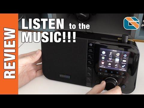 Grace Digital Mondo Internet Radio & Wi-Fi Music Player