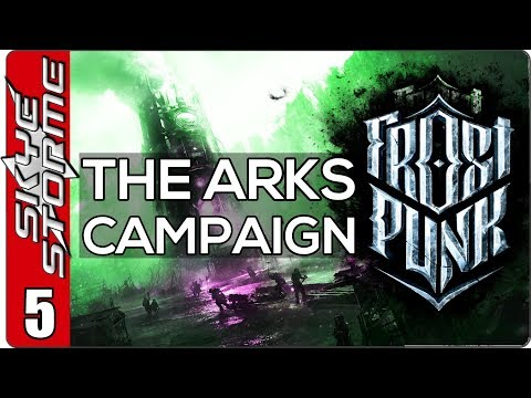 Frostpunk The Arks Campaign - EP 5 THE RELIEF EXPEDITION! BUT HOW???