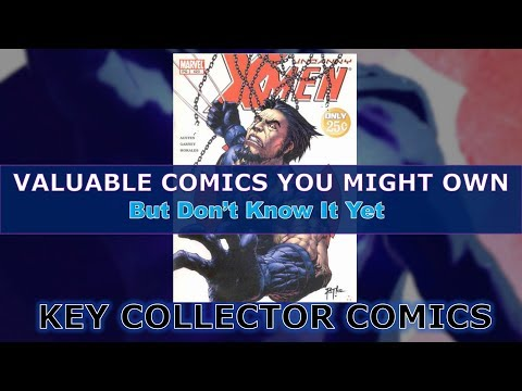 Valuable Comics That Might Be In Your Collection