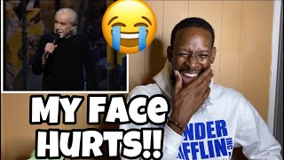 OMG 🤣🤣 George Carlin - List Of People Who Ought To Be Killed • Reaction‼️