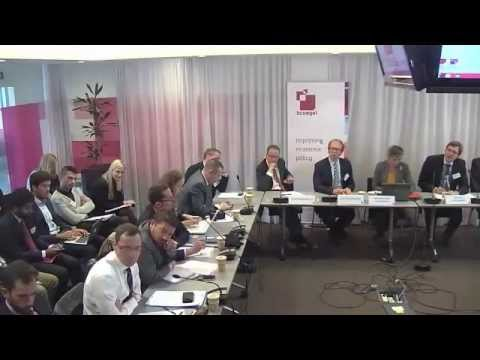 """Bruegel event """"European competition policy and the energy transition"""" - 12 October 2015"""