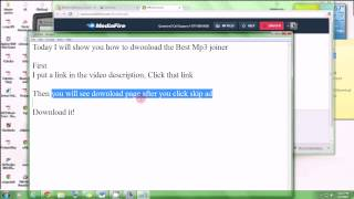 How to get Mp3 Joiner free Download best