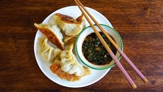 Homemade Chinese Dumplings/pot Stickers/wor Tip