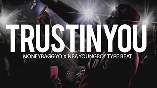 """Moneybagg Yo x Nba Youngboy Type Beat """" Trust In You """" (Prod By TnTXD x Ej Grimes x Hsvque)"""