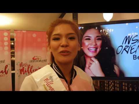 Miss Millennial Philippines 2017 - Berjayneth Chee (Misamis Oriental)