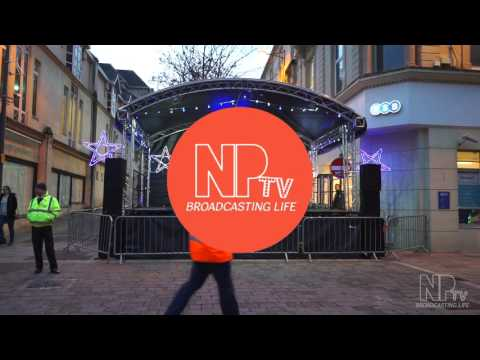 Newport City, Xmas Live Music - Full - NewPort Tv