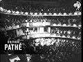 Belgian Monarchs At Covent Garden Opera House 1963 mp3