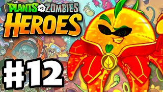Plants vs. Zombies: Heroes - Gameplay Walkthrough Part 12 - Citron! (iOS, Android)