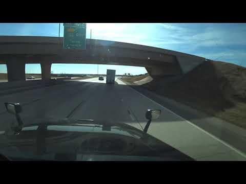 12-11-19 #452 Fuel In Edmond Oklahoma & Entering Oklahoma City Oklahoma