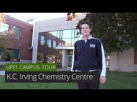 K. C. Irving Chemistry Centre - UPEI Campus Tour