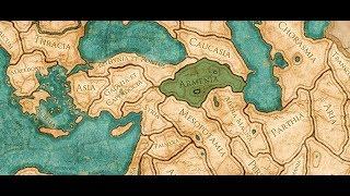 Total War: ROME II - Empire Divided (DLC). Легенда. Играем за Армению. # 1