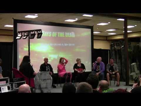 Hellbound: Hellraiser II Panel @ DAYS OF THE DEAD: Louisville 2016