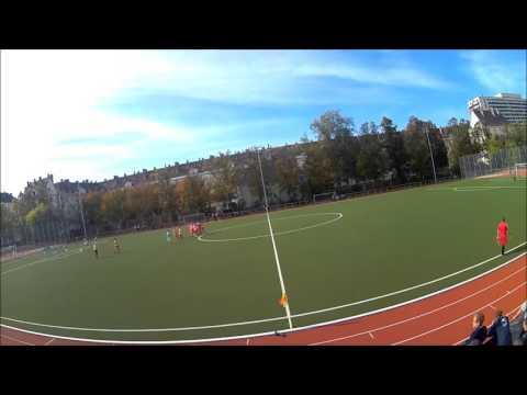TSV München Ost vs 1860 München III - Tor zum 1:0