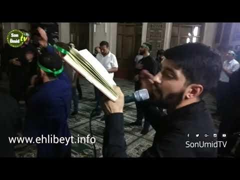 Kərbəlayi Rəmzi Ağam ağam sənə qurban agam (mərsiyyə)