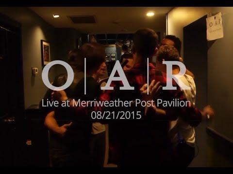 O.A.R.   08/21/2015   Merriweather Post Pavilion   Columbia, MD (Full Show)