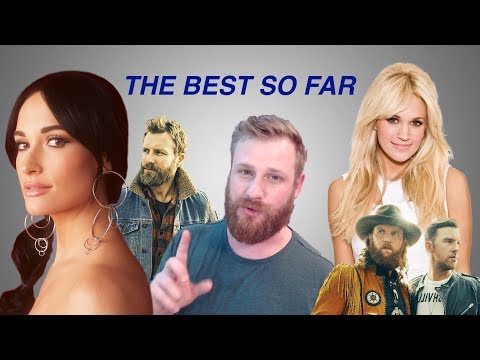 The 10 Best Country Songs of 2018 (So Far!)
