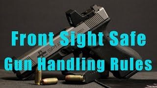 Front Sight Firearm Safety Rules-Front Sight Safe Gun Handling Rules-FrontSight Handgun Safety Rules